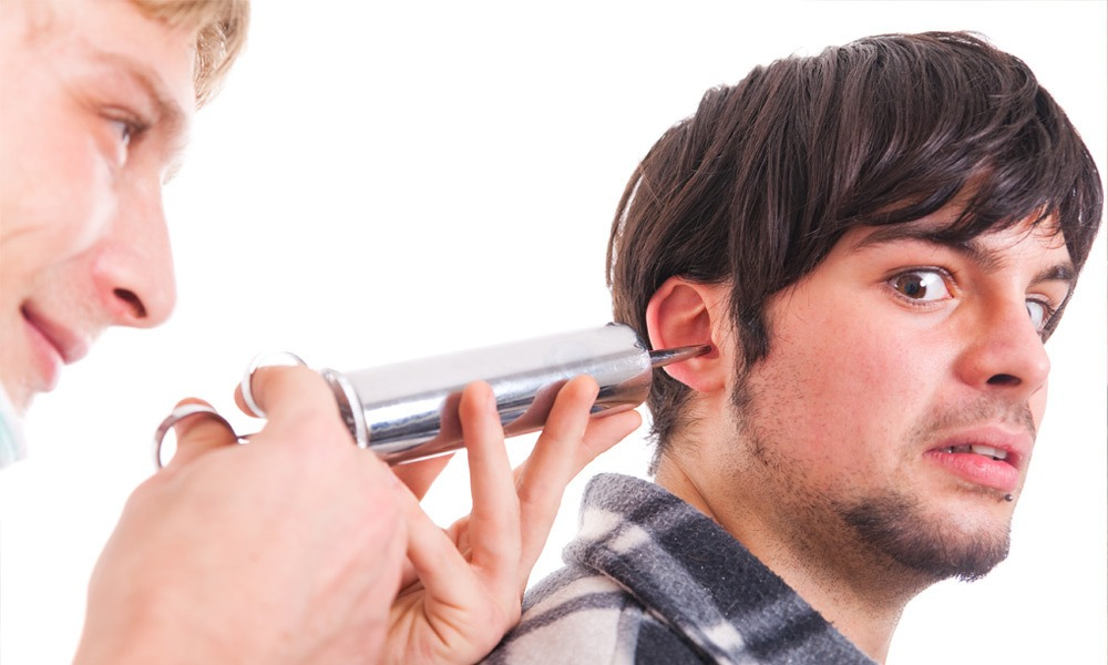 I Search for 'Ear Syringing', but it Gives Me 'Ear Irrigation' – Why is This?