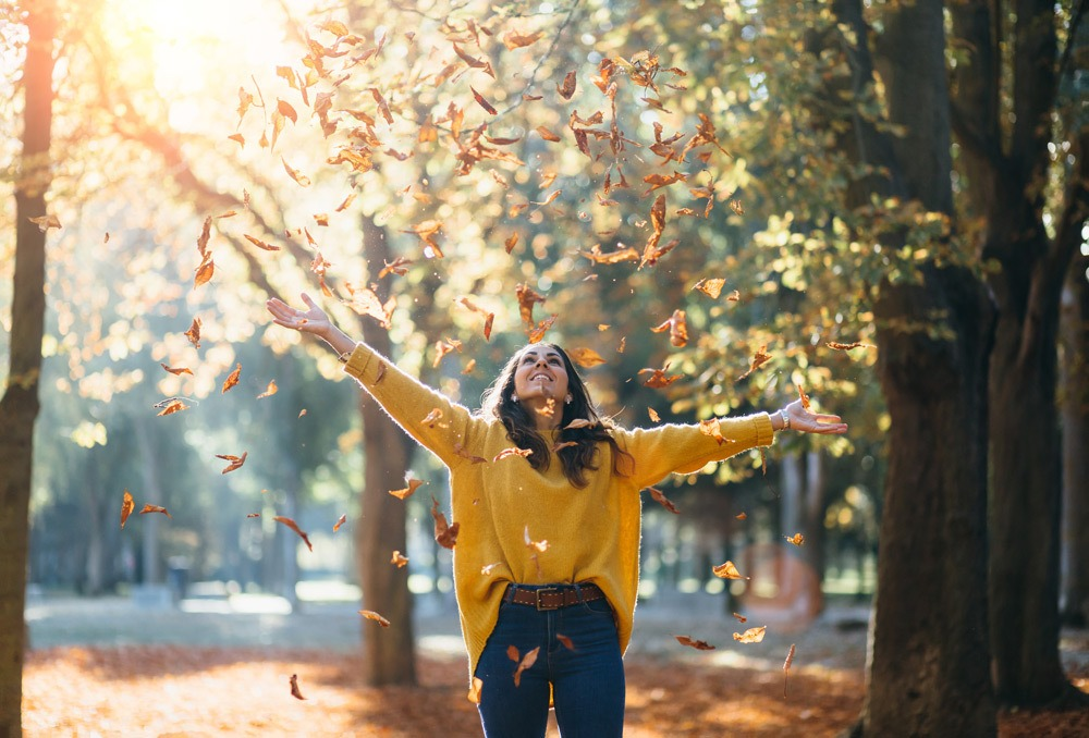 Taking Care of your Hearing Aids in Autumn